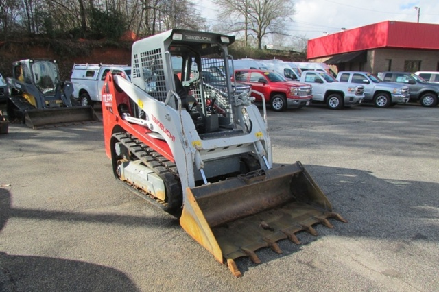 Takeuchi TL230 - Takeuchi Loaders