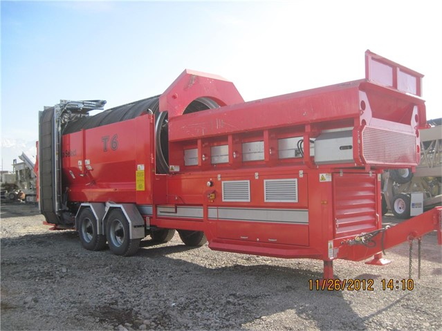2013 Terra Select T6 - Terra Select Aggregate Equipment