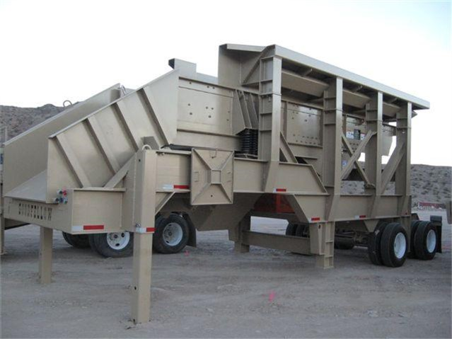 2017 Trio 52x24 - Trio Aggregate Equipment