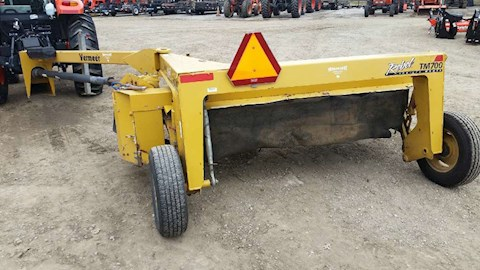 Vermeer TM700 - Vermeer Attachments