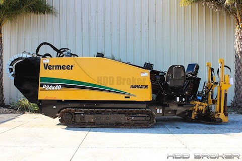 Vermeer D24x40 Series II - Vermeer Other Construction Equipment