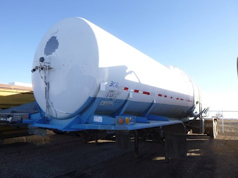 1992 VIM Vacuum Tank Trailer 2766 - VIM Other Trucks & Trailers