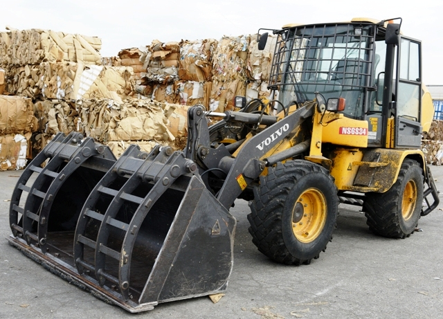 Volvo L35GS - Volvo Loaders