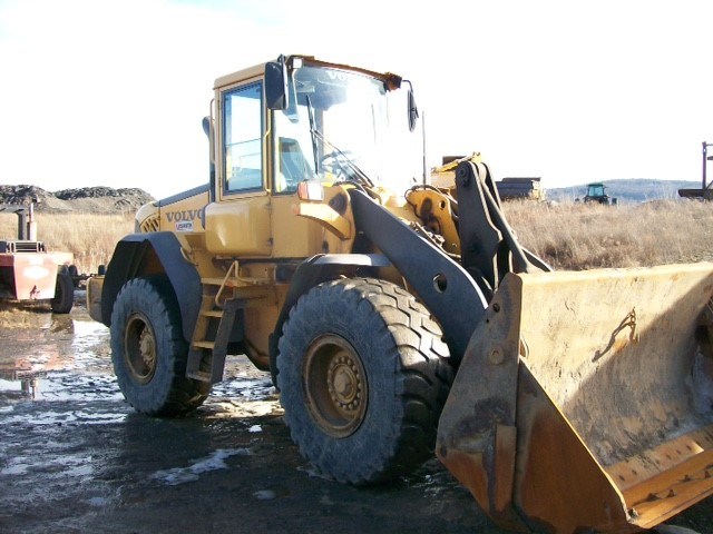 Volvo L90E - Volvo Loaders