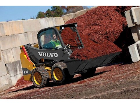 2014 Volvo MC135C - Volvo Loaders