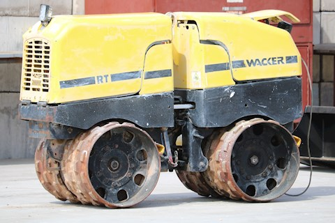 Wacker Neuson Compactors at Machinery Marketplace