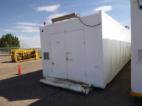 2011 Williams & Davis 2125D Enclosed Skid Mounted Boiler 2125D150S05 (2656) - Williams & Davis Trailers