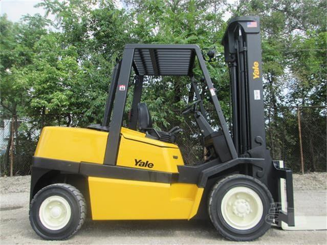 Yale GDP100MJ - Yale Forklifts