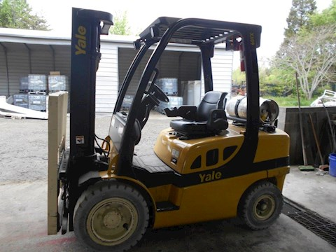 2007 Yale GLP060 - Yale Forklifts