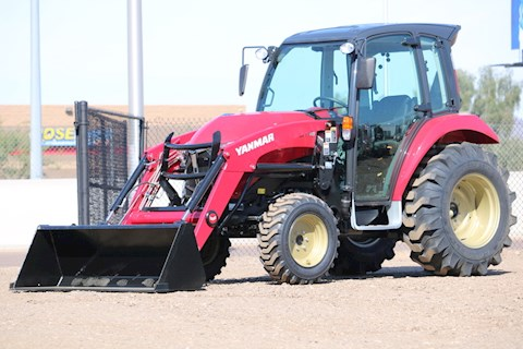 2018 Yanmar 59C - Yanmar Loaders