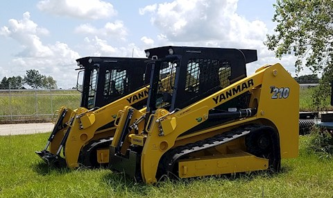 2017 Yanmar T210 - Yanmar Loaders