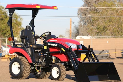 Yanmar Tractors at Machinery Marketplace