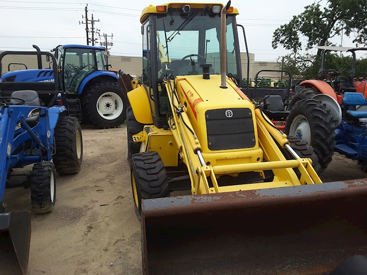 2005 New Holland LB75B - New Holland Excavators