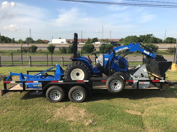 New Holland Boomer 8N for sale $25,000 | Machinery