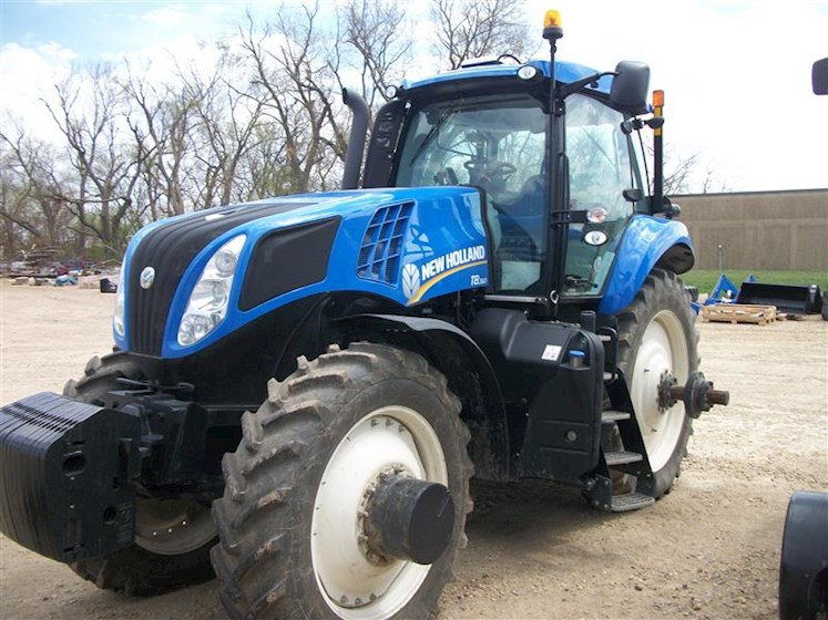 New Holland New Holland T8.360 - New Holland Tractors
