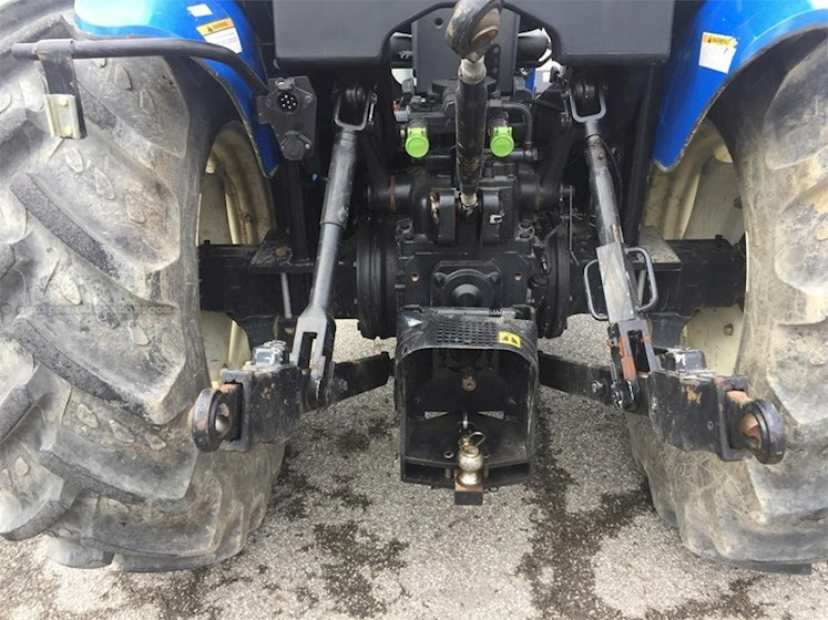 2008 New Holland T4030 - New Holland Tractors