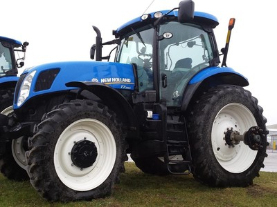 2012 New Holland T7.260 - New Holland Tractors
