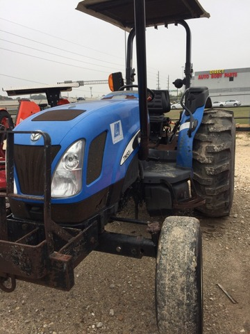 2006 New Holland TN60A - New Holland Tractors