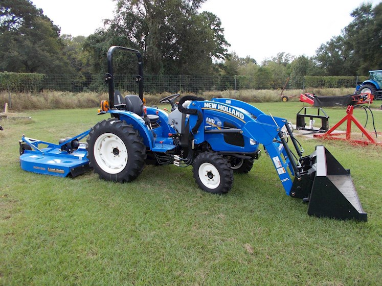 New Holland Tractor Specials : New holland workmaster for sale machinery