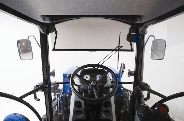 New Holland Workmaster™ Utility Tier 4B Final - 70 4WD - New Holland Tractors
