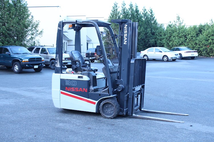2013 Nissan TX30 - Nissan Forklifts