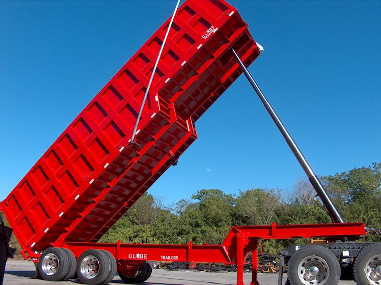 Other 45DD140806 - Other Dump Trailers