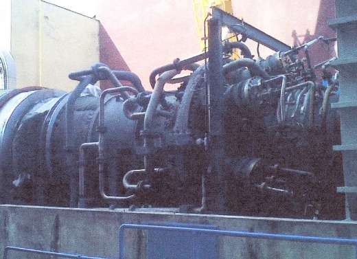 Other GE 6FA Gas Turbine 70 MW - Other Generators