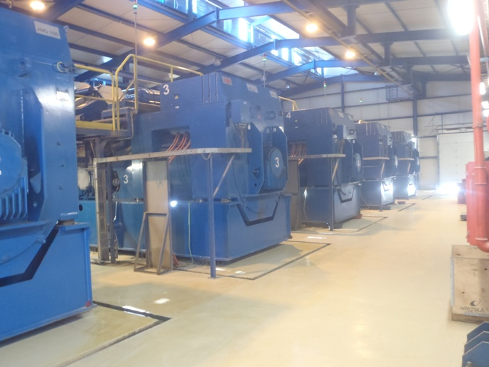 2008 Other Wartsila Natural Gas Generator Power Plant 95 MW - Other Generators