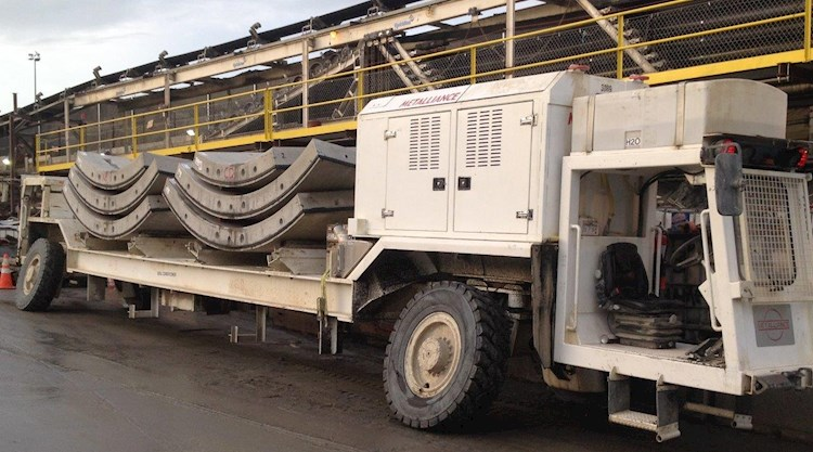2014 Metalliance VMS-25 - Metalliance Tunnel & Mining