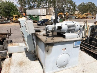 2000 Phelps Ind. Container Tilter A235FB63 Container Tilter - Phelps Ind. Container Tilter Loaders