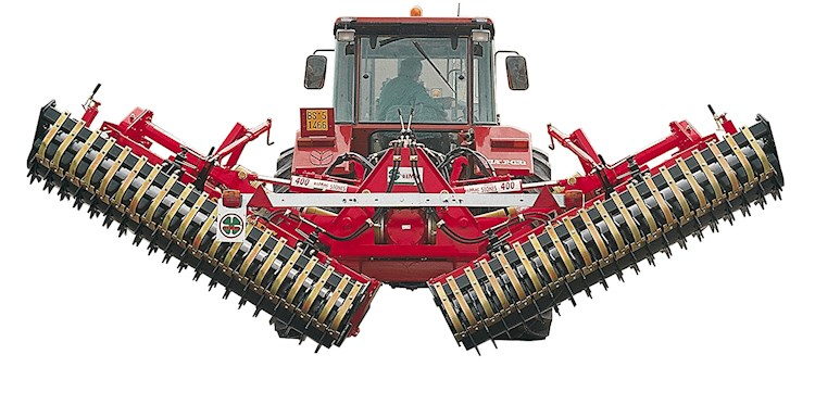 Remac Stone Burier IS 500RX - Remac Disc, Tine & Tillage