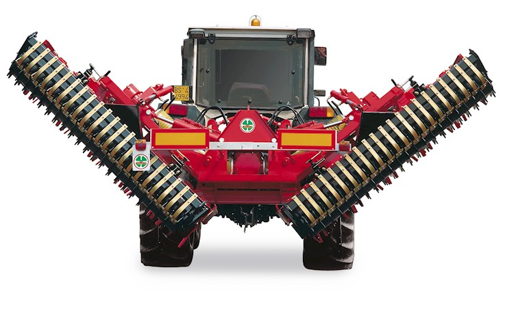 Remac Rotary Harrow PX 450 - Remac Power Harrow