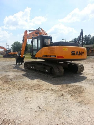 2017 Sany SY215C LC for sale | Machinery Marketplace | D5068A55