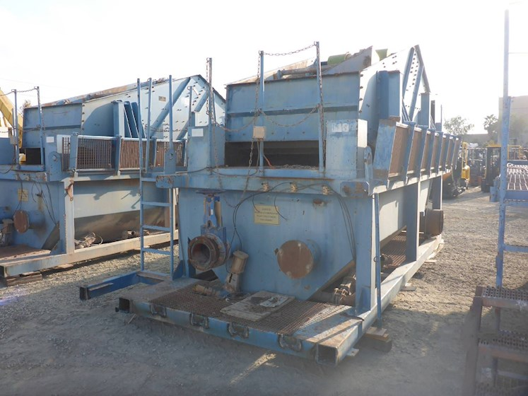 2003 Schauenbrg 1640IIB2 Screener Deck 2666 - Schauenbrg Aggregate Equipment