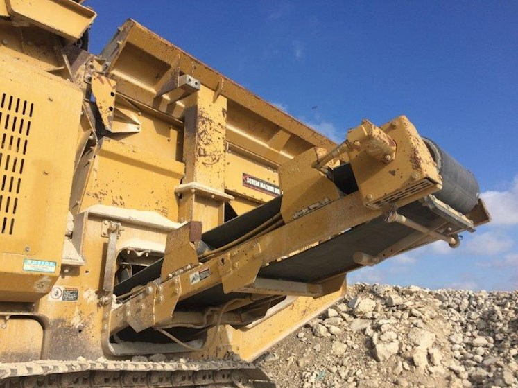 2010 Screen Machine 4043T - Screen Machine Crushers