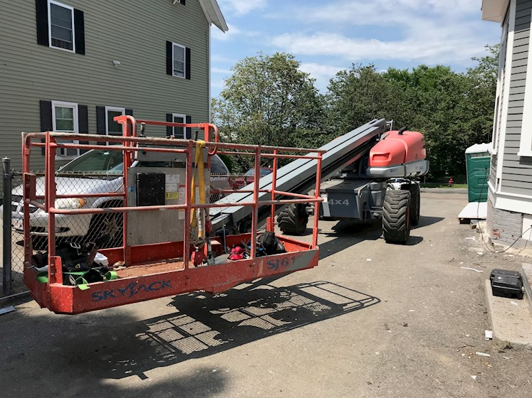 2008 SKYJACK 60T - SKYJACK Construction Hoists & Elevators