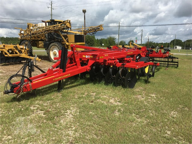 2015 Sunflower 4610-7 - Sunflower Disc, Tine & Tillage