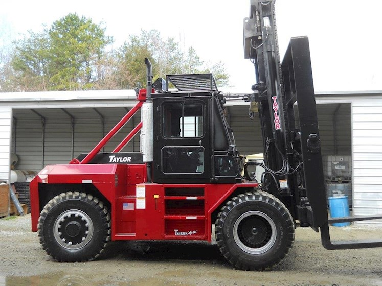 2004 Taylor T520S - Taylor Forklifts