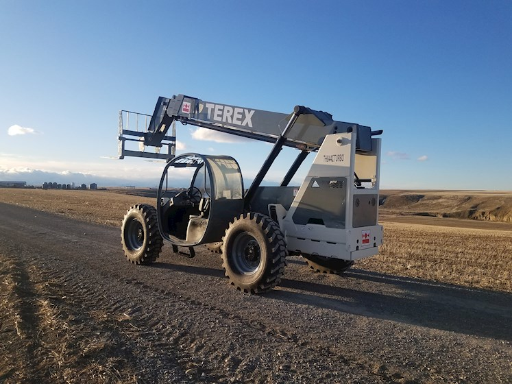 2006 Terex TH-844C - Terex Forklifts