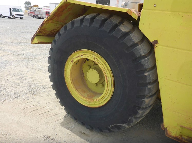 Terex S11E Elevating Motor Scraper (2592) - Terex Graders & Scrapers