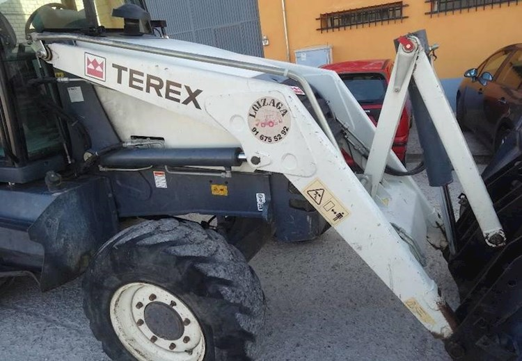 Terex Terex 820 - Terex Loader Backhoes