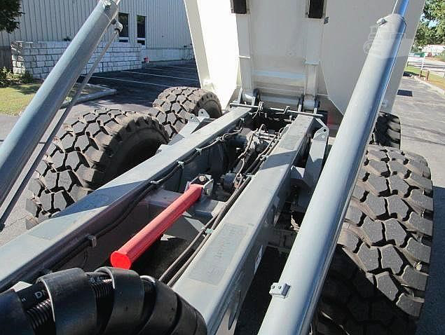 2012 Terex TA300 TIER 4 OFF HIGHWAY ROCK TRUCK - Terex Rock Truck