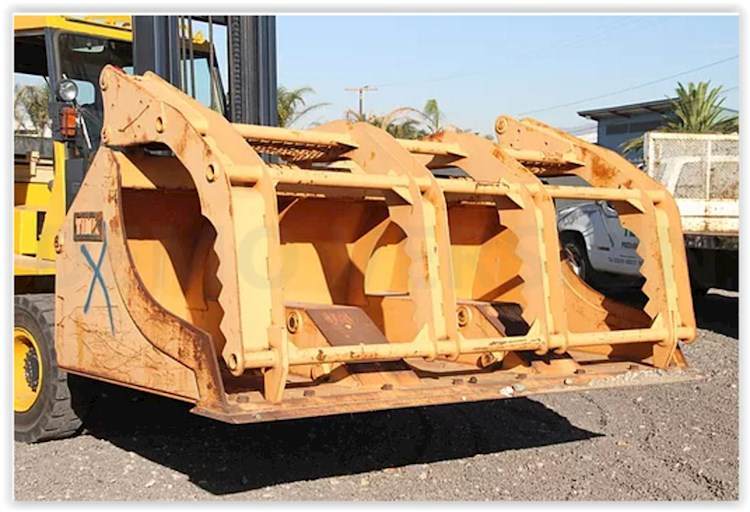 1999 Tink Loader Bucket RGQ1525440 - Tink Attachments