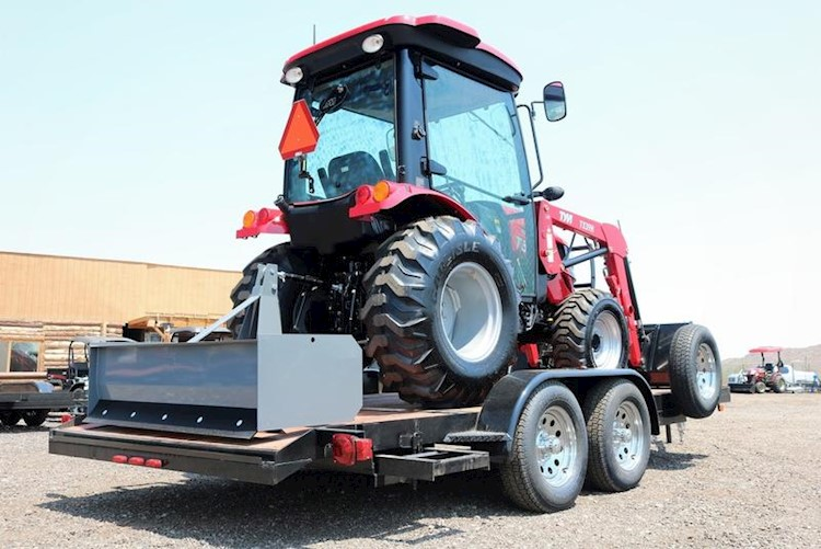 2020 TYM T39HCX-TL 40HP Hystat 4x4 Tractor Loader + FREE TRAILER! - TYM Tractors