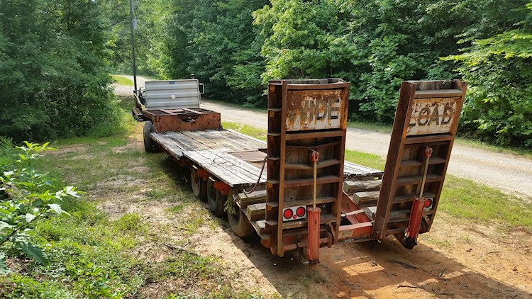 Unknown 45ft Equipment Trailer 50ton - Unknown Other Trucks & Trailers