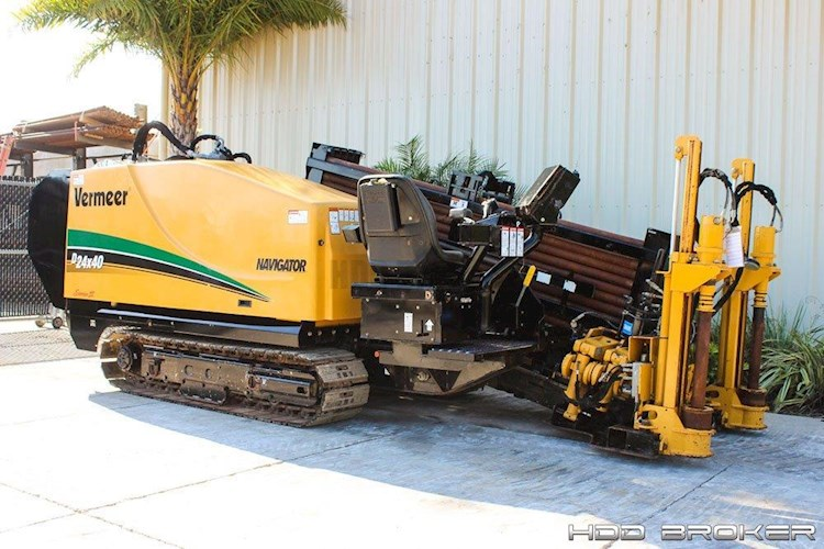 2015 Vermeer D24x40 Series II - Vermeer Other Construction Equipment