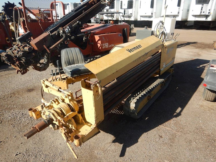 2001 Vermeer D4X6 Directional Drill 2720 - Vermeer Tunnel & Mining