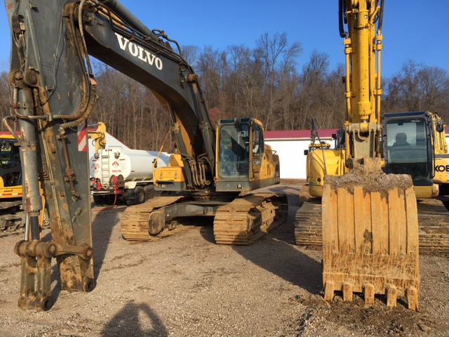 2006 Volvo EC330BLC for sale $60,000 | Machinery Marketplace | 2B0A53C7