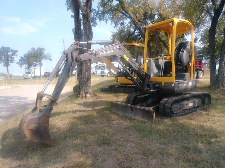 2012 Volvo ECR28 for sale $17,500 | Machinery Marketplace | 4608F36C