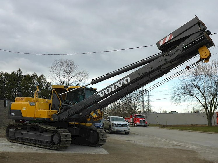 2012 Volvo PL3005D for sale | Machinery Marketplace | C4592F43
